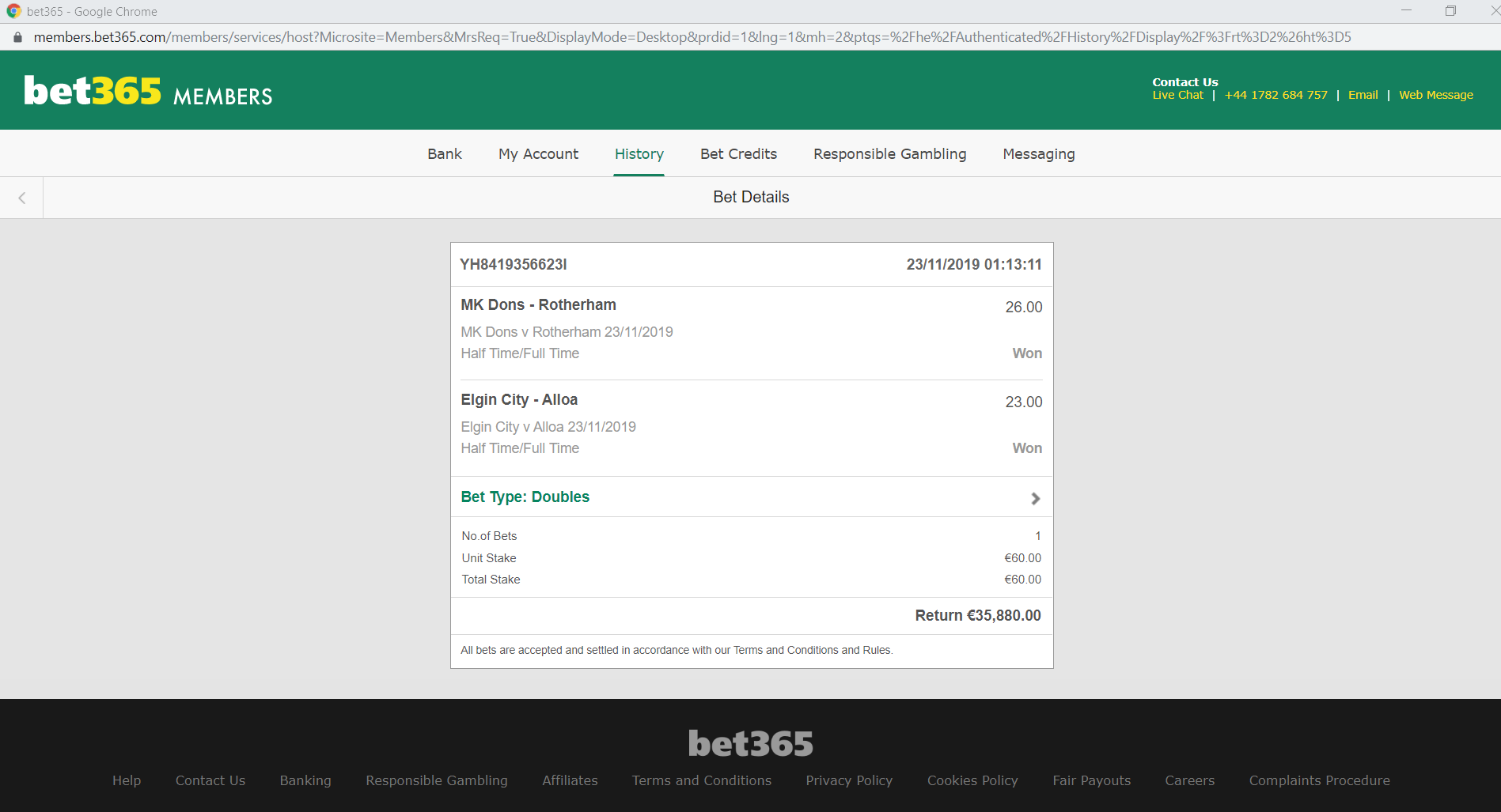 HT FT Best Fixed Matches